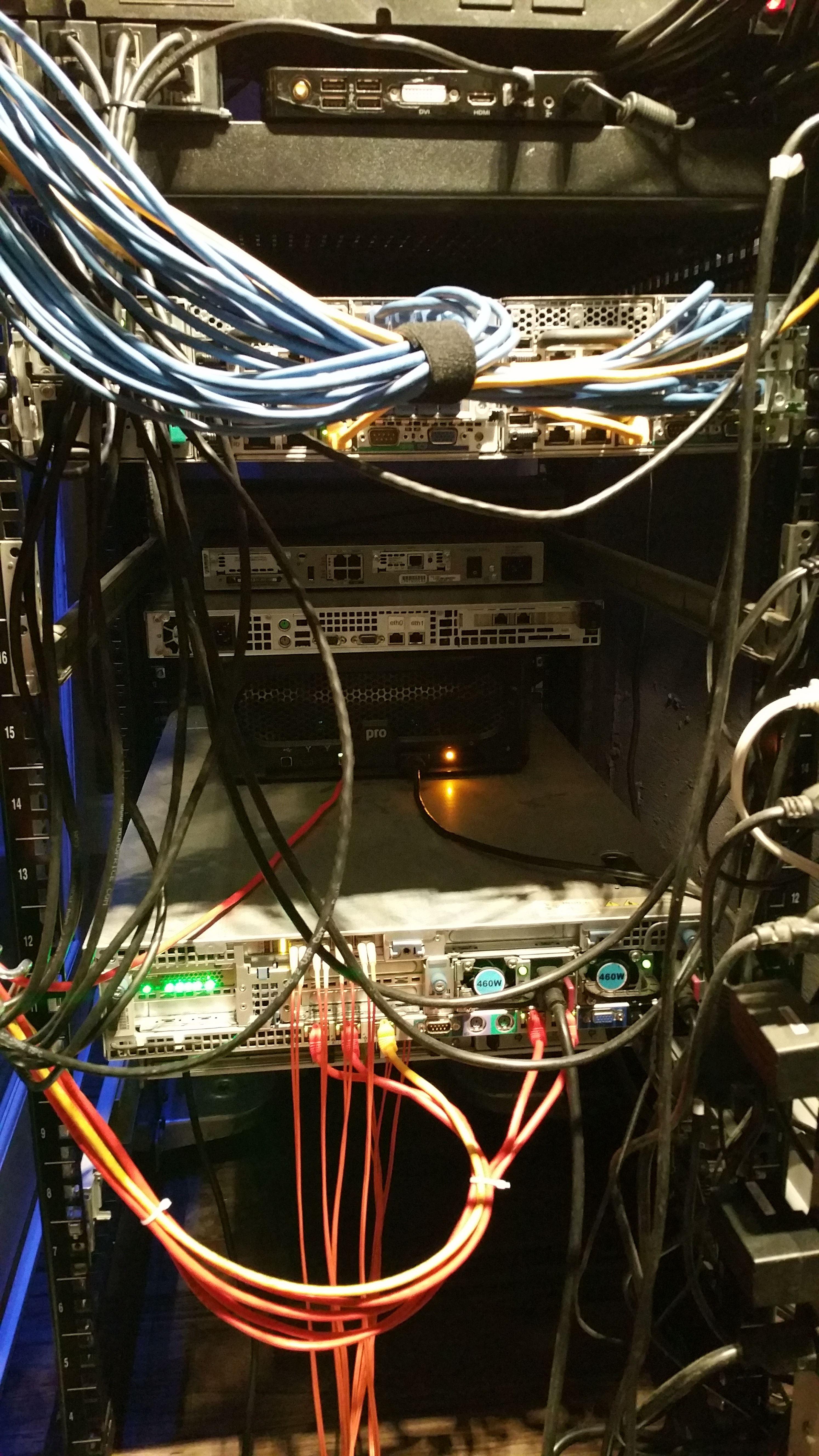 Home Server Room Build – Gonzalo Escarrá's Blog