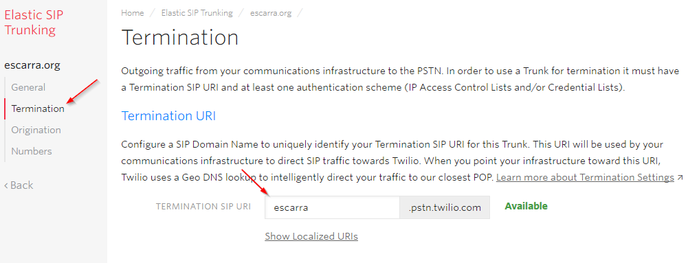 Hooking up Twilio SIP to Skype for Business   Gonzalo